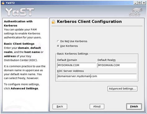 tutorial kerberos linux authenticating linux against active directory general