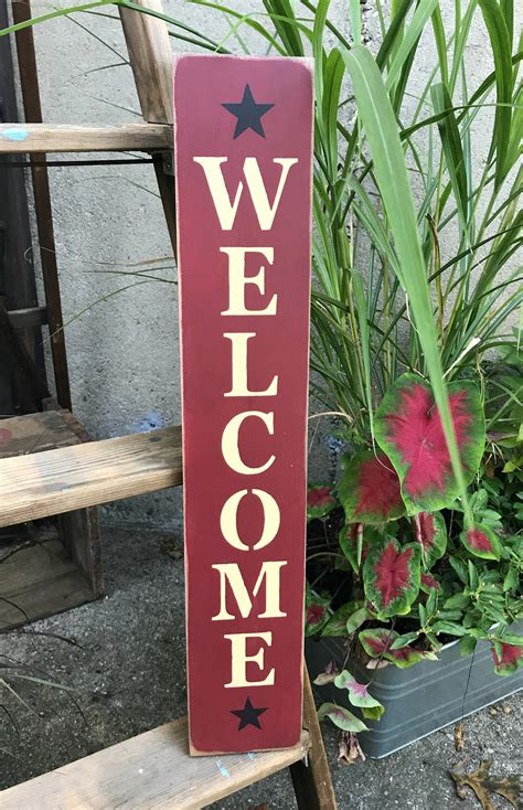 welcome home interiors wood welcome sign front door decor welcome home welcome