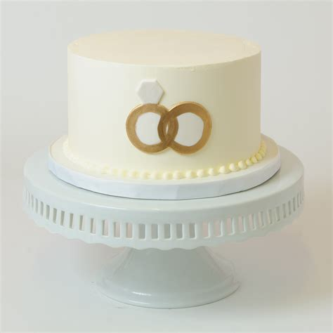 wedding rings cake elysia root cakes