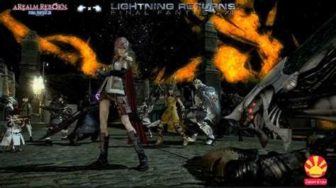 More From 14 by Xiv Has Lightning Costume More Gematsu