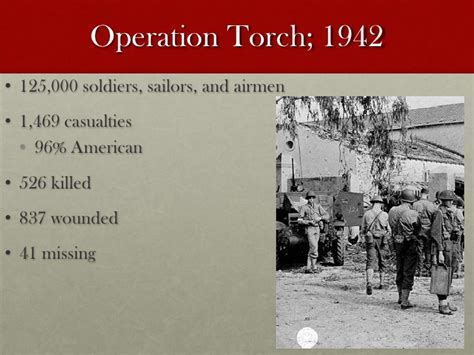 operation torch 1942 the 1472820541 north africa in world war ii