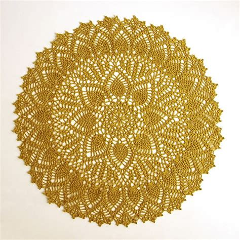 doily pattern pinterest ravelry double pineapple doily pattern by american thread