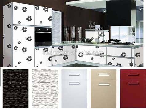 Cheap High Gloss Kitchen Cabinet Doors Neat Design Pvc Kitchen Cabinet Doors 82 With Replacement Home Design Ideas