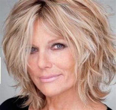 messy shaggy hairstyles for women messy hairstyles for short hair over 50 hair styles