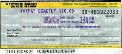 can i make a money order with a credit card 2 steps to