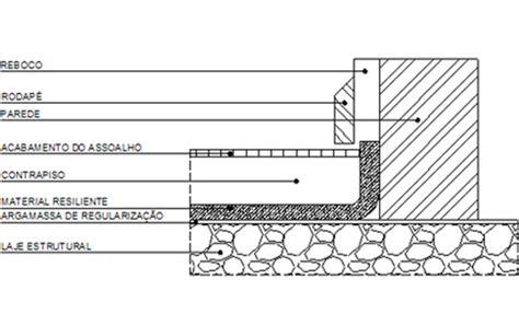 lade da pavimento contrapiso flutuante ac 250 stico