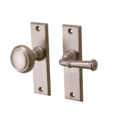 dummy door knob set image mag