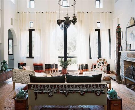 Chandeliers For Maryam by The Medina Salon Living Room Design Ideas Lonny