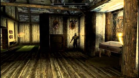windhelm house skyrim fully upgraded house in windhelm youtube