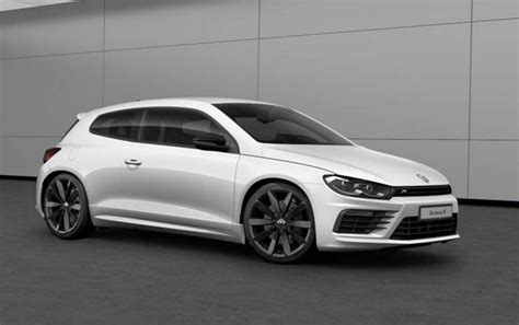 Volkswagen Scirocco R Wolfsburg Edition On Sale From