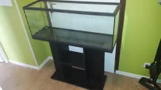 aquarium douce 220l meuble clasf