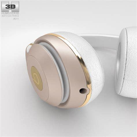 Beats By Dr Dre Studio On Ear Headphone White Clear Bass 1 beats by dr dre studio ear headphones chagne 3d