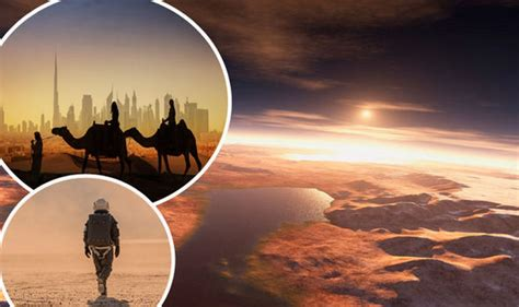 uae mars mock city costing 163 100m to be most sophisticated in world recreating on mars