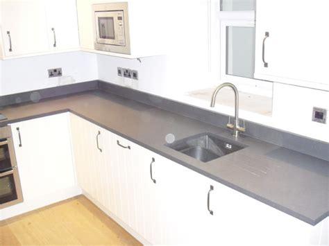 Honed Quartz Countertops by Honed Quartz Worktops Caesarstone Traditional Kitchen Manchester Uk By Cheshire