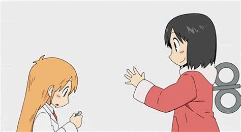 anime comedy nichijou mai yukko mio nichijou nichijou anime