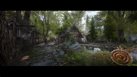 skyrim ultra graphics mod skyrim 4k ultra modded graphics showcase gameplay