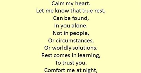 comfort in the lord let this prayer for sleep and rest inspire you to seek