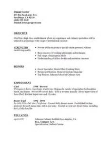 1000 images about chef resumes on resume