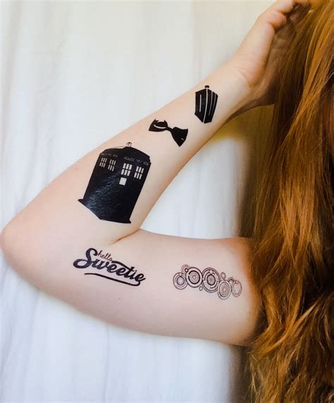 who invented tattoos 20 fantastic made doctor who gifts 20 kimi who
