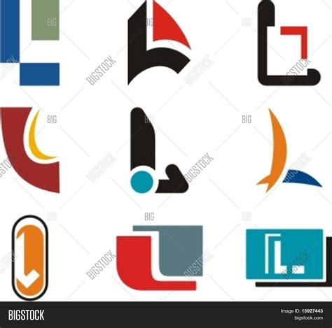 l designer conceitos de design de logotipo em ordem alfab 233 tica letra
