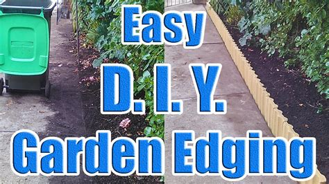 live roof edging how to do garden edging with leftover house tiles