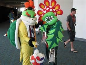 bowser jr piranha plant costumes 400x300 ajpaulsen flickr