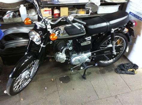 50ccm Motorrad Honda by Honda 50cc 70s Motorcycles Motorbikes