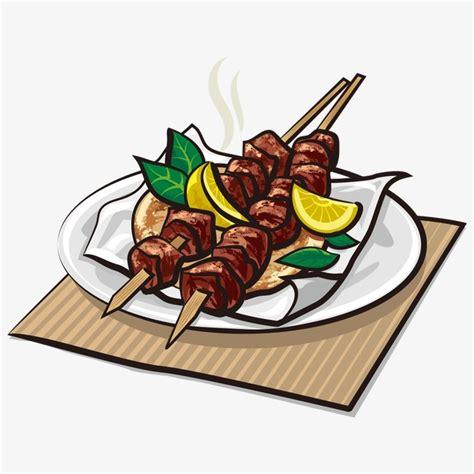 kebab clipart vector kebab grill kebab vector barbecue png