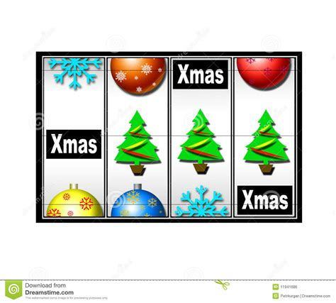 christmas casino royalty free stock image image 11941686