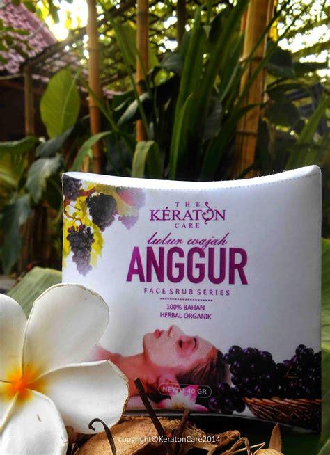 Masker Rambut Natur masker anggur keraton care the keraton care