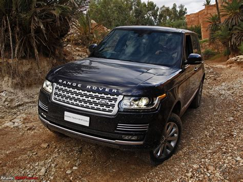 range rover 4th generation driven team bhp