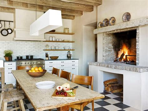 kitchen fireplace design ideas 40 elements to utilize when creating a farmhouse kitchen