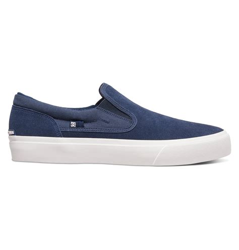 s trase sd slip on shoes adys300204 dc shoes