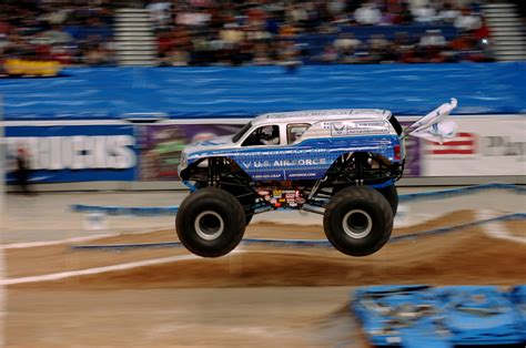 100 Monster Truck Shows In Texas Monster Trucks