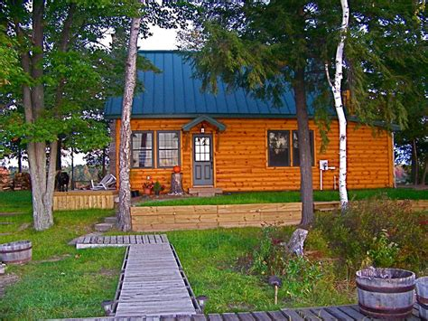 island with boat near traverse city 2 br