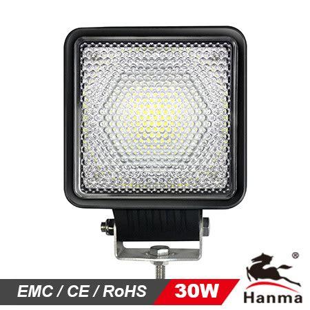 10000 lumen led work light led work light 2600 lumens 30w hml 0330 led work light