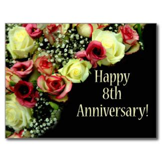 Wedding Clip Song by Happy 8th Anniversary Clipart Clipart Suggest