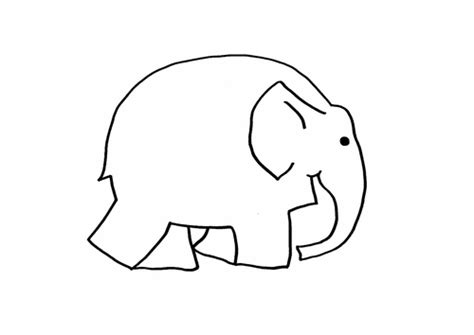 Elmer The Elephant Template by Elmer The Elephant Resource Pack By
