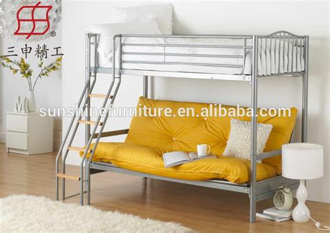 bunk sofa bed cheap bunk bed with futon roselawnlutheran