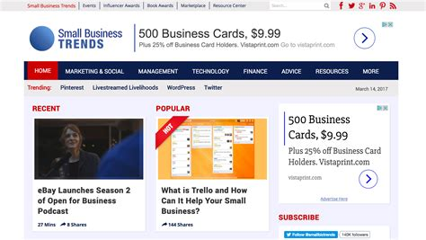 Top Mba Blogs by Best Small Business Blogs 2017 Top Small Business Blogs