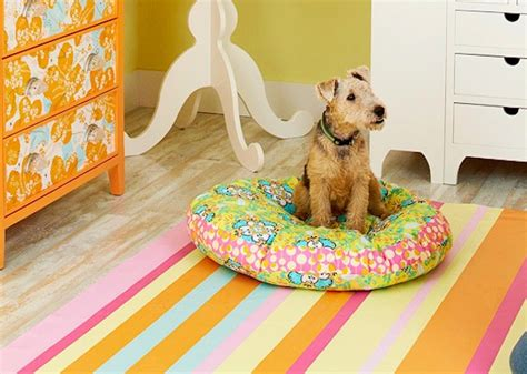 diy dog bed pillow make it yourself cat and dog toys blankets and more