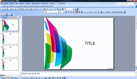 good powerpoint template
