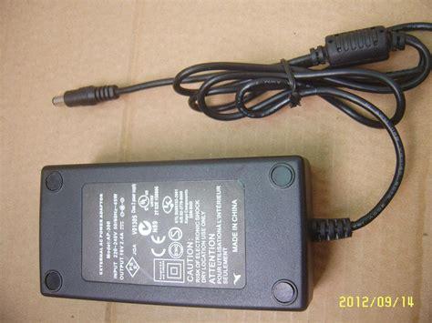 Adaptor Yamaha Pa 300 yamaha pa 300 16v 2 4a ac power adapter for yamaha psr 1000 psr 500 keyboard yamaha pa 300
