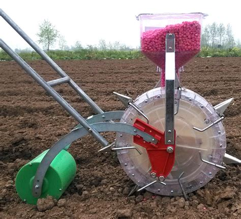 Manual Seed Planter by Manual Type Corn Seeder With Plastic Buy Row Corn