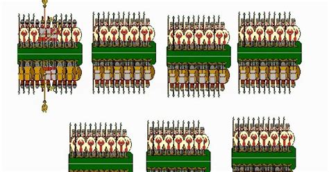 How To Make Paper Soldiers - tom s soldiers paper soldiers for dux bellorum