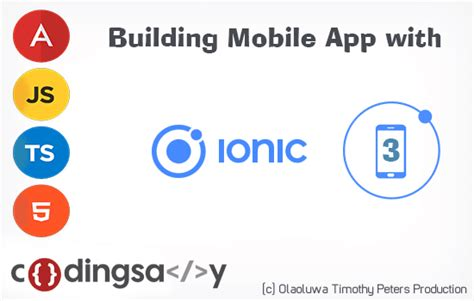 learning ionic build hybrid mobile applications with html5 arvind mobile application development software programming blog