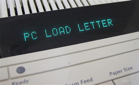 pc load letter technology myths that you page 3 spacebattles forums 1533