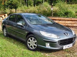 Peugeot 407 Sedan Peugeot 407 Touring Reviews Peugeot 407 Touring Car Reviews