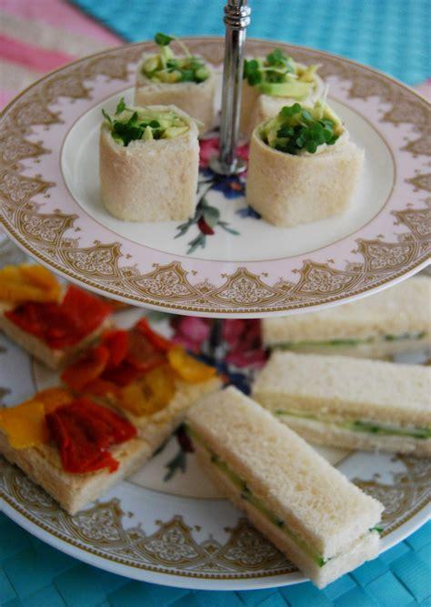 simple afternoon tea sandwich ideas part 1 vegan mofo veghotpot