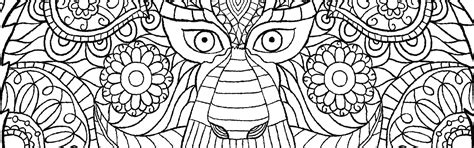 Coloring Book Monkey by The Macmillan Jungle Book Colouring Book Free Monkey